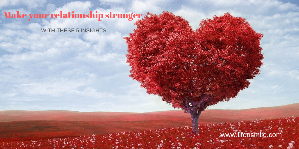 How to make a relationship strong