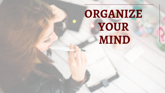 Organise your Mind