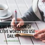 Destructive words - Power of words